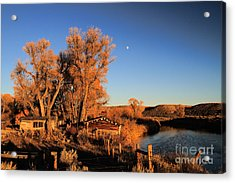 Acrylic Print featuring the photograph Once Upon A Time by Edward R Wisell