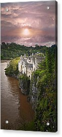 Once Upon A Time Acrylic Print by Vicki Lea Eggen