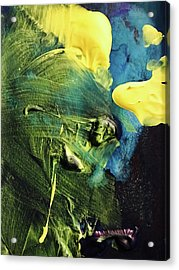 One Acrylic Print by Anna Villarreal Garbis