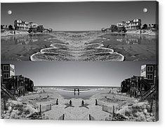 One Day Acrylic Print by Betsy Knapp