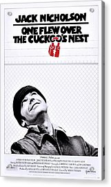 One Flew Over The Cuckoo's Nest Acrylic Print