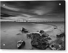 Acrylic Print featuring the photograph One For The Road by Edward Kreis