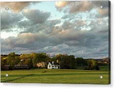 One Hundred Yards To Home Acrylic Print
