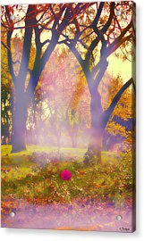 One Last One - 2 Acrylic Print by Kat Besthorn