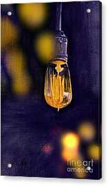 One Light Acrylic Print
