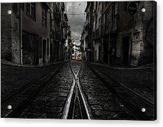 One Memory Acrylic Print by Jorge Maia