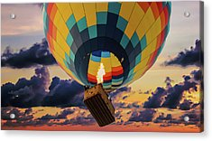 One Morning In Napa Valley Acrylic Print