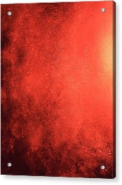 One Verse - Triptych 1 Of 3 Acrylic Print by Jaison Cianelli