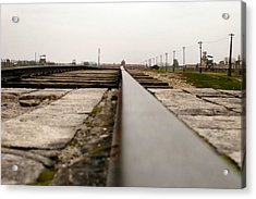 Acrylic Print featuring the photograph One Way Ticket by Votus