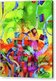 Ones Who Flew Away Acrylic Print