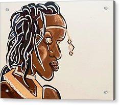 Onlookers 1 Of 3 Acrylic Print