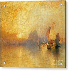 Opalescent Venice Acrylic Print