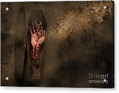 Open Case Of Revenge Acrylic Print