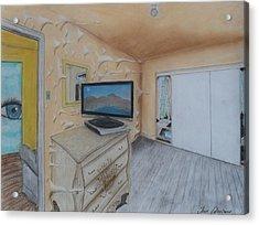 Open Doors Acrylic Print