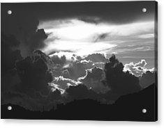 Open Heaven Acrylic Print