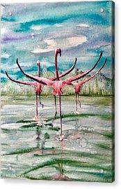 Open Horizon Acrylic Print