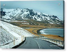 Open Road Acrylic Print by Svetlana Sewell
