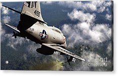 Operation Commando Hunt Acrylic Print