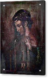 Ophelia Acrylic Print