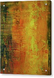 Opt.5.17 Waiting For The Sun To Rise Acrylic Print by Derek Kaplan
