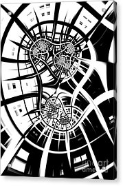 Opus One Acrylic Print
