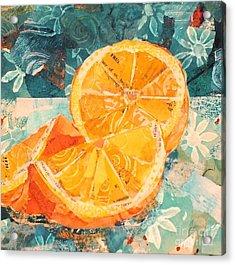 Orange You Glad? Acrylic Print