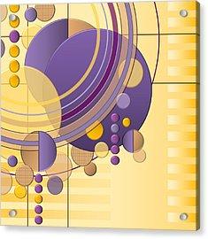 Orbital Acrylic Print