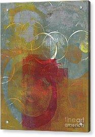 Orbs Acrylic Print