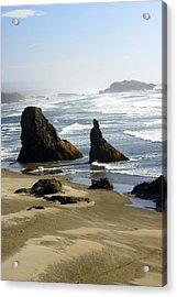 Oregon Coast 19 Acrylic Print by Marty Koch