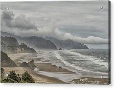 Oregon Dream Acrylic Print by Tom Kelly