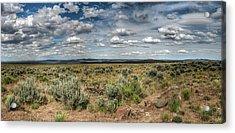 Oregon Outback Acrylic Print