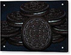 Oreo Cookies Acrylic Print