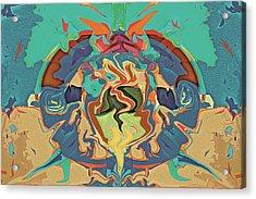Organism Acrylic Print