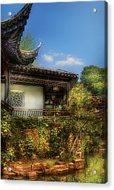 Orient - A Place To Pray  Acrylic Print by Mike Savad