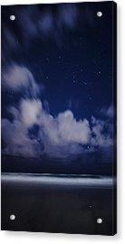 Orion Beach Acrylic Print