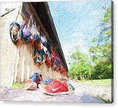 Orlando Area Rowing Society Acrylic Print