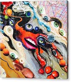 Eye Gumbo Acrylic Print