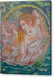 Ortus Veneris  Acrylic Print