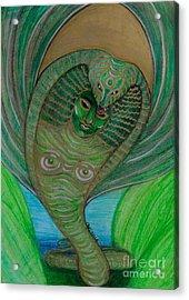 Wadjet Osain Acrylic Print