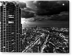 Acrylic Print featuring the photograph Osaka by Hayato Matsumoto