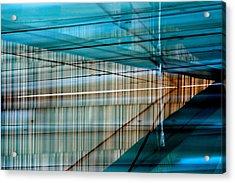 Oslo Opera Norway 147 Acrylic Print by Per Lidvall