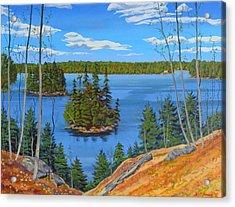 Osprey Island Acrylic Print