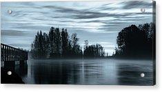 Ostrogoth Acrylic Print by Matti Ollikainen