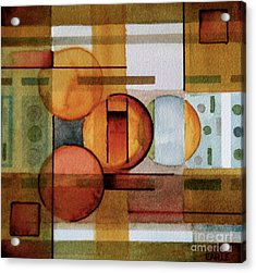Other Dimensions  Acrylic Print by Dan Earle
