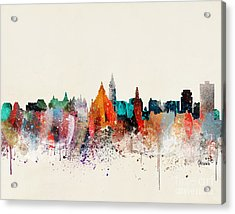 Ottawa Skyline Acrylic Print
