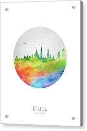 Ottawa Skyline Caonot20 Acrylic Print