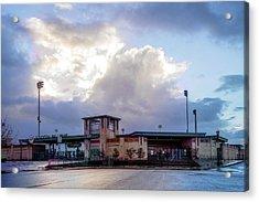 Our Ballpark Acrylic Print