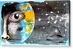 Our Cosmic Origin Acrylic Print