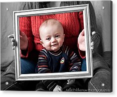 Our Grandson Acrylic Print