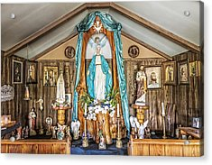 Our Lady Of Blind River Acrylic Print